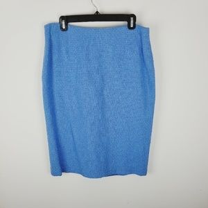 Doncaster nwt Tweed work career pencil skirt 10